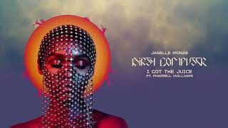 Download Janelle Monáe - I Got The Juice (feat. Pharrell Williams) Video