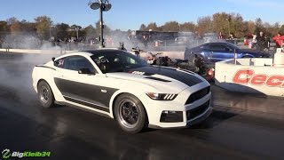 Download Panda Mustang Rips to 9s, Fastest S550 w/ Stock MT-82 Video
