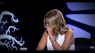 Download أنهيار ″ريم البارودي″ من البكاء بسبب سؤال سالي عبد السلام في الحلقة القادمة من ″المتوحشة″ ! Video