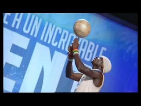 Iya - Freestyle football - Incroyable Talent 2010