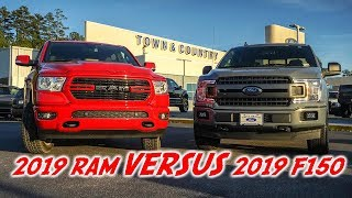 Download 2019 RAM vs 2019 F150 - A Ford Owners Perspective! Video