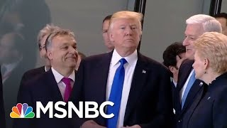 Download Are World Leaders Trolling President Donald Trump? | The 11th Hour | MSNBC Video