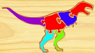 Download Dinosaur Kids Games - Kids Learn ABC Dinosaurs - Educational Videos for Kids - First Kids Puzzles Video