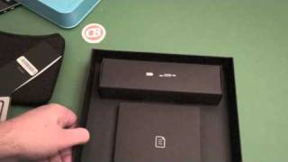 Download BlackBerry PlayBook Unboxing Video
