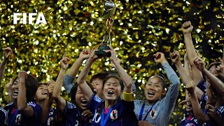 Download Emotional Japan stun USA in World Cup final Video