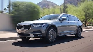Download 2017 Volvo V90 Cross Country - Review and Road Test Video