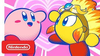 Download Kirby Star Allies: Launch Trailer - Nintendo Switch Video