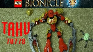 Download BIONICLE Review: TAHU Master of Fire (IN DEPTH) 70787 Video