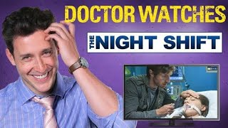 Download Real Doctor Reacts to THE NIGHT SHIFT | Medical Drama Review | Doctor Mike Video