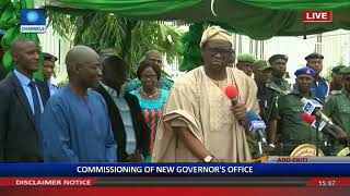 Download Commissioning Of Ekiti State High Court & Governor's Office Pt 7 Video
