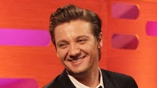 Download JEREMY RENNER's Viagra Disaster! (The Graham Norton Show) Video