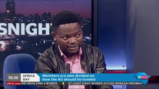 Download Gideon Chitanga on the relevance of the AU Video