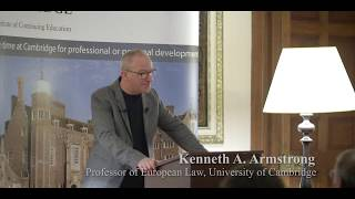 Download A Brexit transitional framework: talk by Professor Kenneth Armstrong Video