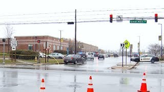 Download Two students hurt, gunman dead after US school shooting in Maryland Video