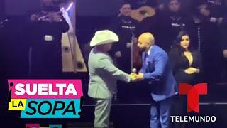 Download Lupillo Rivera y su hermano, Gustavo, hacen las paces | Suelta La Sopa | Entretenimiento Video