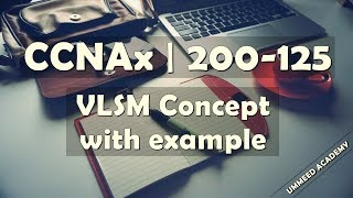 Download 22 - CCNA in Hindi | 200-125 | Subnetting | VLSM Concept with Example Video