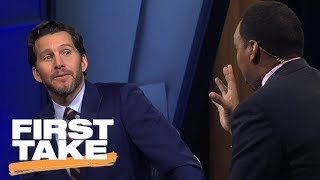 Download Stephen A. Smith goes off on Will Cain for Cowboys' postseason 'delusions' | First Take | ESPN Video