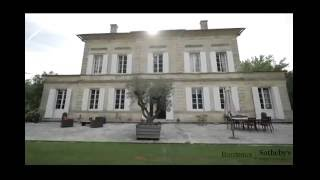 Download Bordeaux Sotheby's International Realty Luxury Real Estate Specialist Video