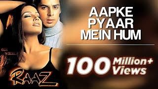 Download Aapke Pyaar Mein Hum Song Video - Raaz | Dino Morea & Malini Sharma | Alka Yagnik Video