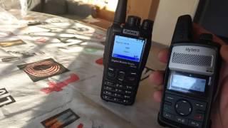 Download DM 990 KYDERA TEST DMR RADIO Hytera PMR 446 Video