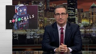 Download Robocalls: Last Week Tonight with John Oliver (HBO) Video
