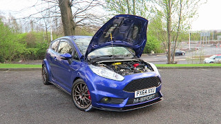 Download 293BHP, HYBRID TURBO, STAGE 4, WIDE ARCH FIESTA ST!! Video