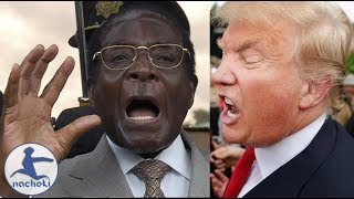 Download African President React To Donald Trump Shithole Comment to African Countries Video