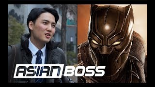 Download What Koreans Think Of Black Panther | ASIAN BOSS Video