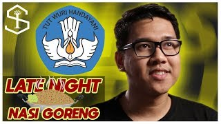 Download Pendidikan Indonesia Konyol | Iman Usman | Late Night Nasi Goreng Sessions #4 Video