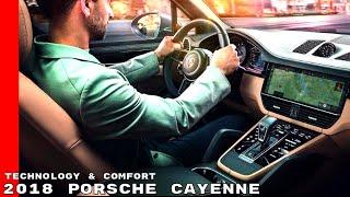 Download 2018 Porsche Cayenne Technology & Comfort Video