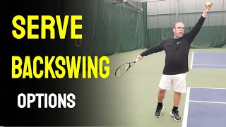 Download Serve Backswing Options Video