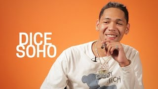 Download Get to Know Dice Soho | All Def Music Interviews Video