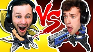 Download WHO IS THE BEST PEW PEWER | OVERWATCH One vs One Video