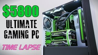 Download $5800 Ultimate Gaming PC - Time Lapse Build Video