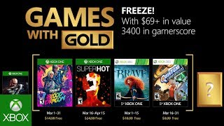 Download Xbox - March 2018 Games with Gold Video