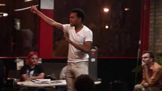 Download Chance the rapper - before the fame (open mic prom night) Video
