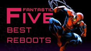 Download 5 Best Comic Book Reboots - Fantastic Five Video