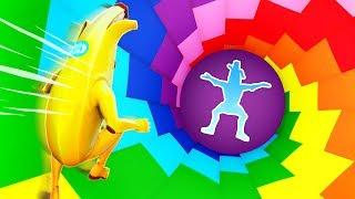 Download If I Win I Get 100k VBucks! (Fortnite Rainbow Dropper 2.0 Challenge) Video