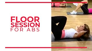 Download Floor Session for ABS! (Ab Workout) Video