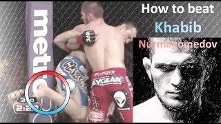 Download How to beat Khabib - MMA Breakdown Video