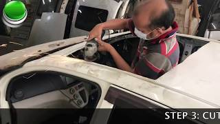 Download How To Install Sunroof/Moonroof Video