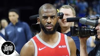 Download Heat? Pistons? Timberwolves? What's next for Chris Paul? | The Jump Video