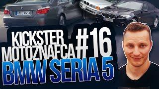 Download BMW Seria 5 (e34, e39, e60) - Kickster MotoznaFca #16 Video