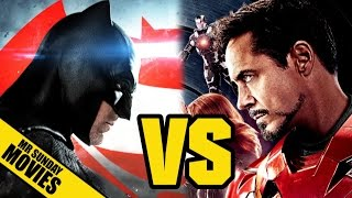 Download CIVIL WAR VS BATMAN V SUPERMAN - Which Is Better & Why? Video