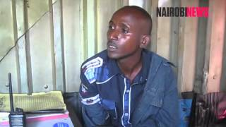 Download Drama as armed gangster is arrested along Lunga Lunga road Video
