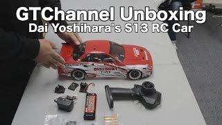 Download Unboxing: Drift RC Car HPI Racing E10 - Dai Yoshihara Discount Tire Falken Tire S13 Video