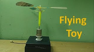 Download How to make a simple flying toy Video