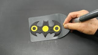 Download Making Batman Fidget Spinner PANCAKE Video