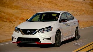 Download 2017 Nissan Sentra NISMO FIRST DRIVE REVIEW (2 of 2) Video