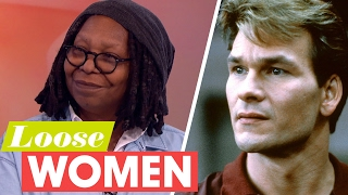 Download Whoopi Goldberg Reveals How Patrick Swayze Refused to Do Ghost Without Her | Loose Women Video